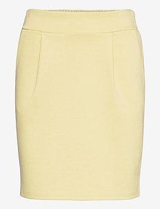 IHKATE SK - short skirts - golden mist
