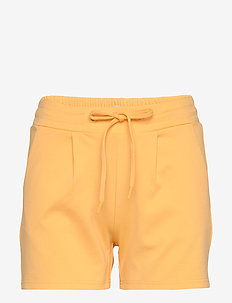 KATE SHO - casual shortsit - buff yellow