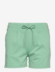 KATE SHO - casual shorts - malachite green