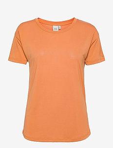 IHSELMA SS - t-shirts - caramel