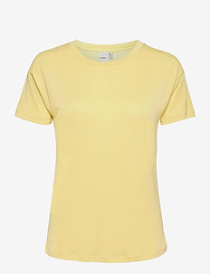 IHSELMA SS - t-shirts - golden mist