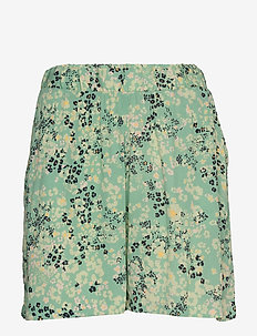 IHMARRAKECH AOP SHO - casual shorts - malachite green
