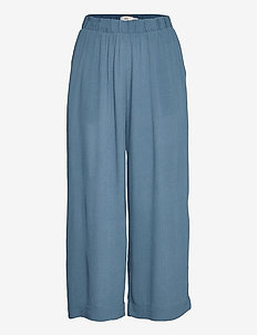 IHMARRAKECH SO PA - casual trousers - coronet blue