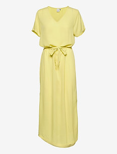 IHMARRAKECH SO DR4 - maxi dresses - golden mist