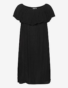 IHMARRAKECH SO DR6 - korta klänningar - black