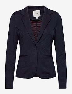 IHRUTI BL3 - tailored blazers - total eclipse