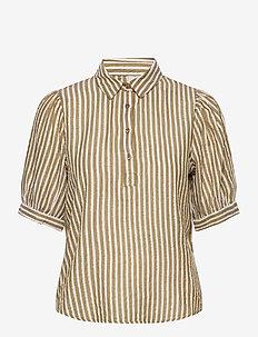 IHCAJUN SS - chemises à manches courtes - fir green