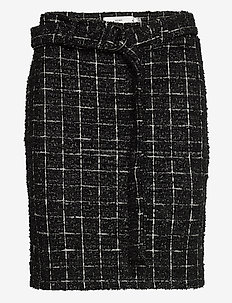 IHZANEL SK - pencil skirts - black