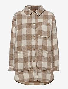 IHHANNY JA - overshirts - natural