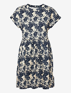 IHKATE PRINT DR5 - everyday dresses - total eclipse