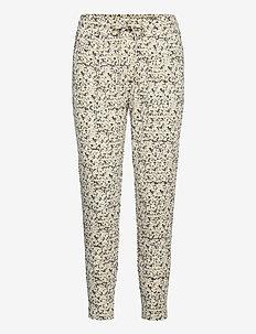 IHKATE PRINT PA5 - casual trousers - swamp