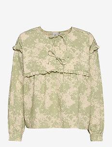 IHYULIANA LS - blouses à manches longues - swamp