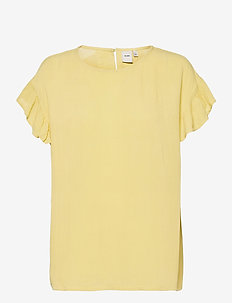 IHMARRAKECH SO SS4 - short-sleeved blouses - golden mist