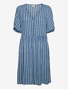 IHMARRAKECH AOP DR7 - summer dresses - coronet blue