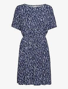 IHLISA DR12 - summer dresses - cashmere blue