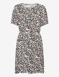 IHLISA DR12 - summer dresses - tan