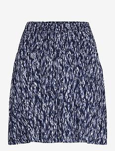 IHLISA SK6 - short skirts - cashmere blue
