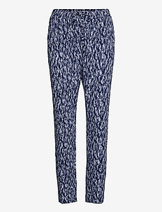 IHLISA PA7 - casual trousers - cashmere blue