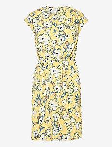 IHBRUCE DR2 - midi dresses - golden mist