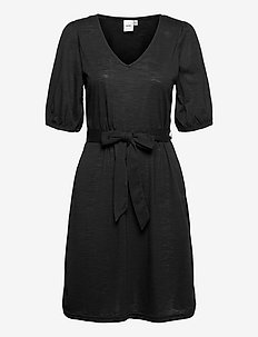 IHFLORA DR3 - summer dresses - black
