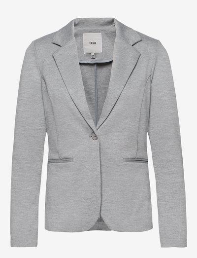 IHKATE BL - casual blazere - grey melange