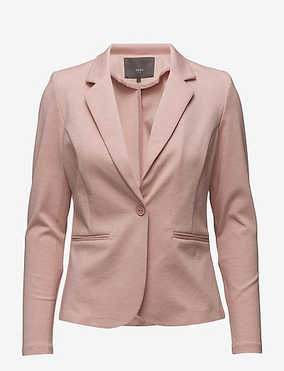 IHKATE BL - casual blazere - rose smoke melange