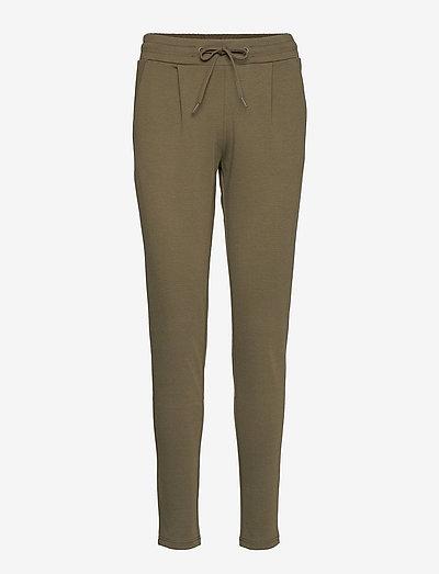 IHKATE PA2 - slim fit bukser - kalamata