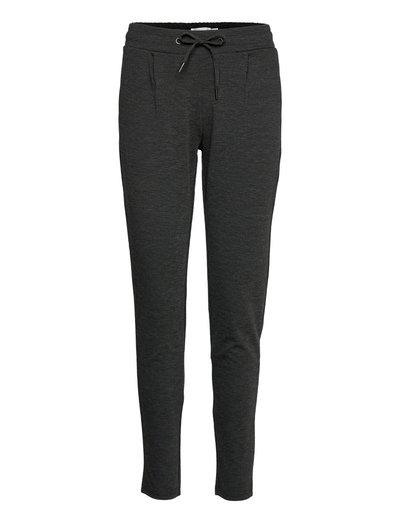 IHKATE PA2 - slim fit bukser - dark grey melange