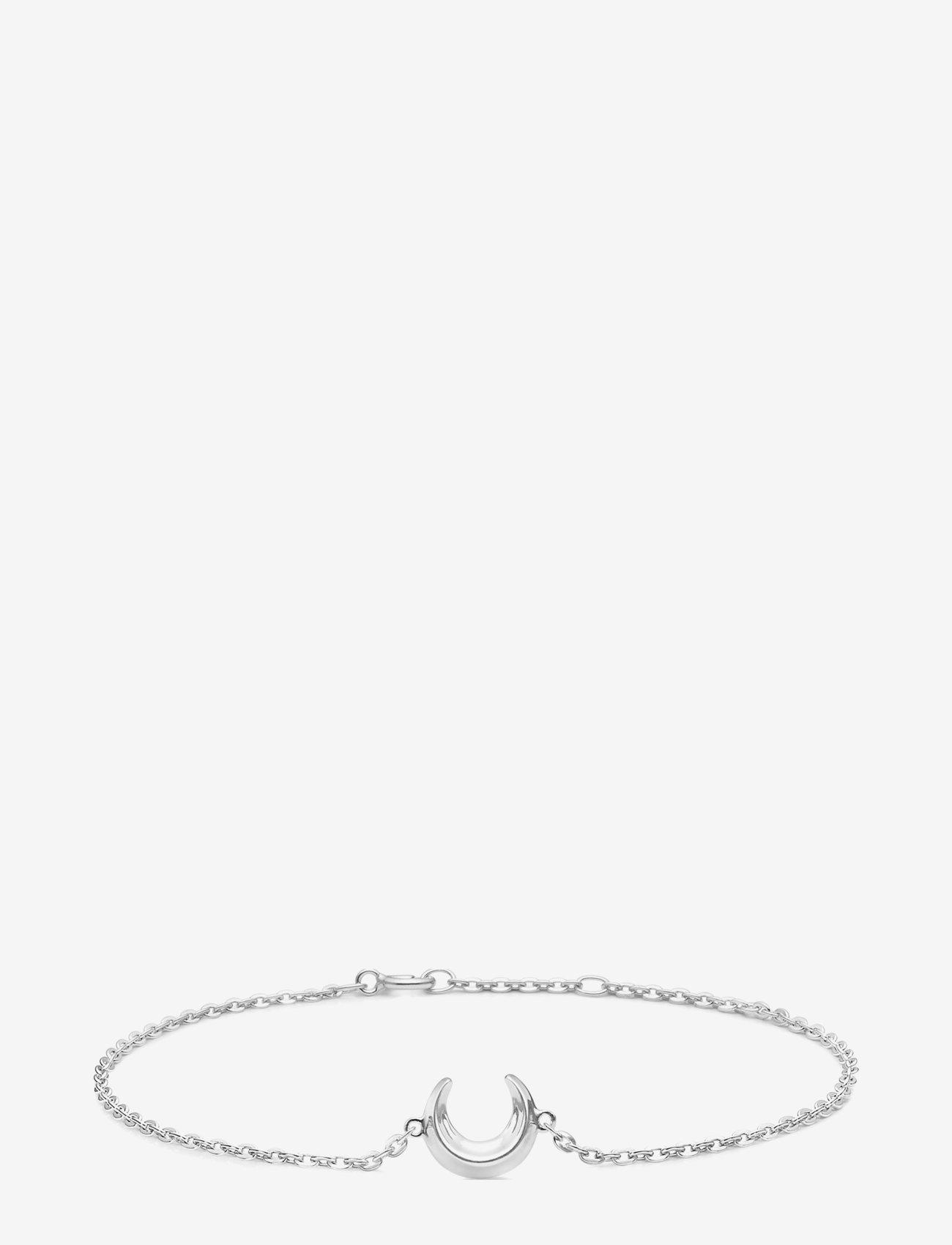 ID Fine Jewelry - Cresent Moon Bracelet - dainty - gold - 1