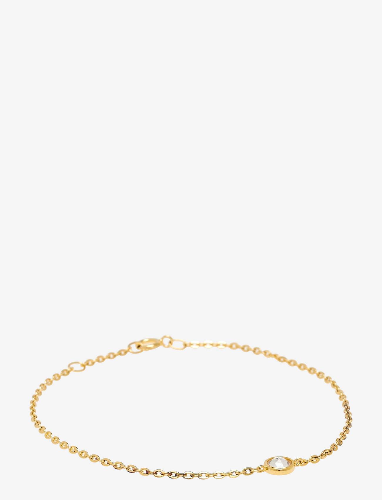 ID Fine Jewelry - Rose Bracelet - dainty - gold - 0