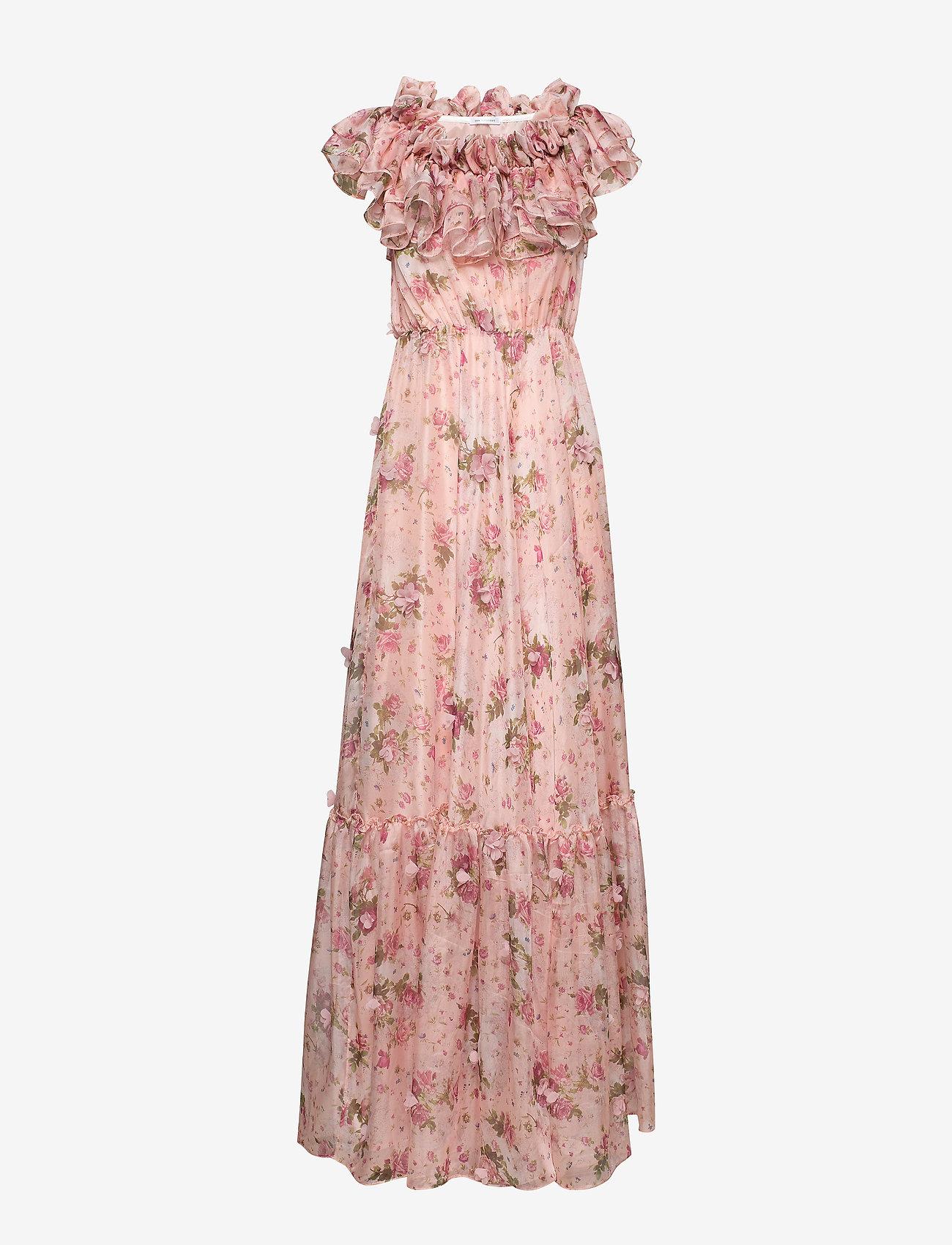 Agnes Dress (Pink) - Ida Sjöstedt roFr0U