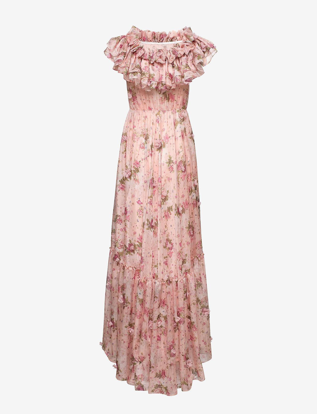 Agnes Dress (Pink) (8999 kr) - Ida Sjöstedt