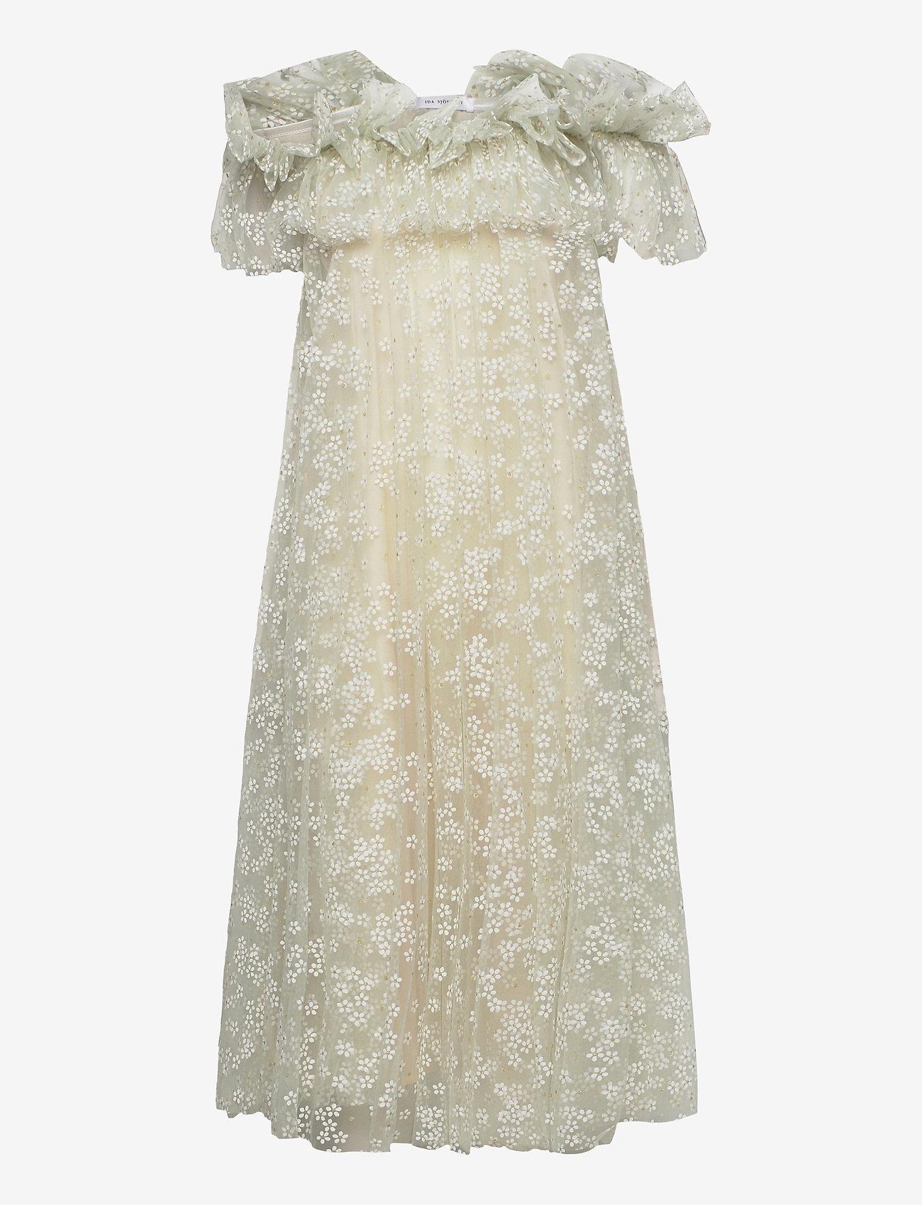 Ida Sjöstedt - Angel dress - blondekjoler - light green - 1