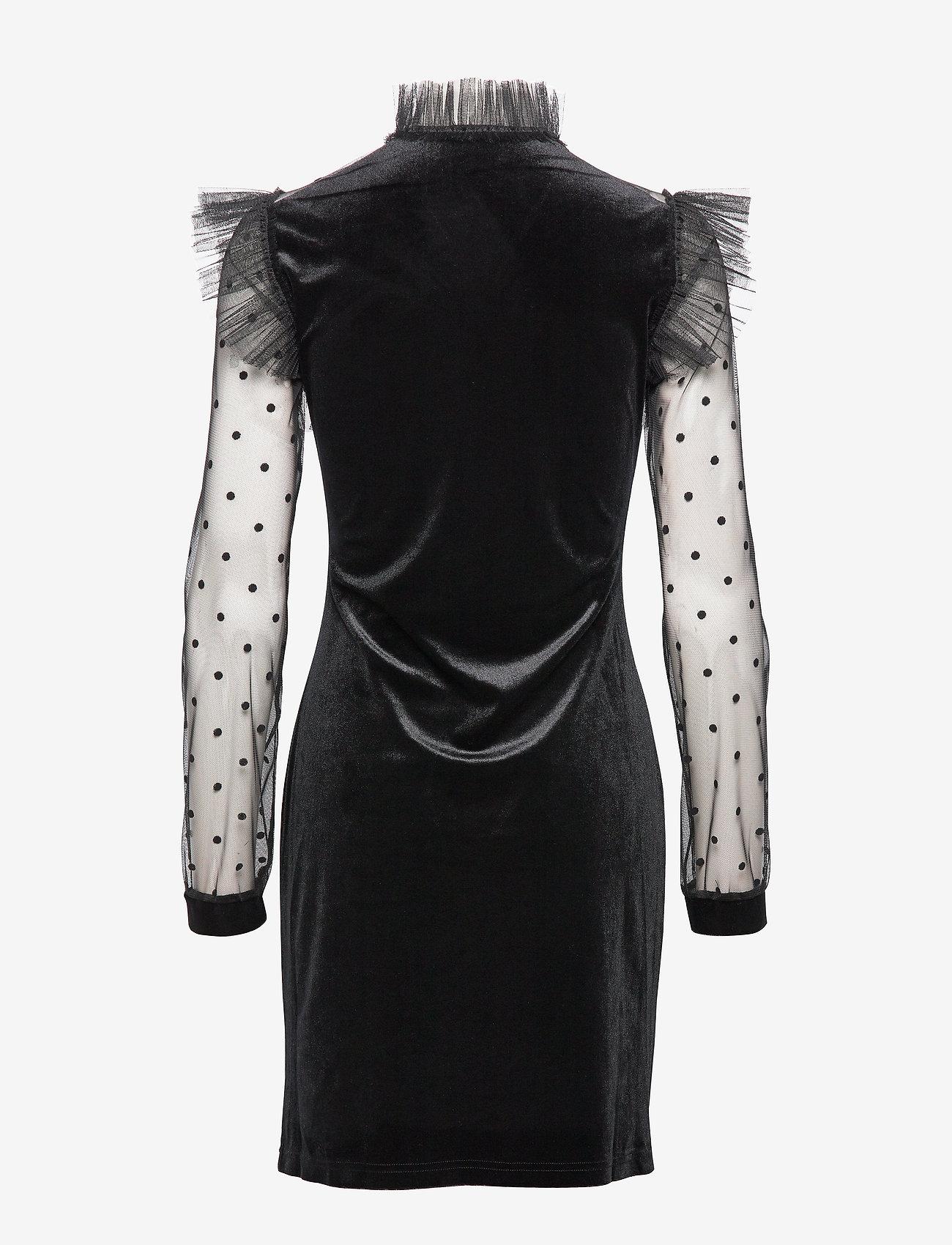 Ida Sjöstedt - Fabulous Dress - kurze kleider - black - 1