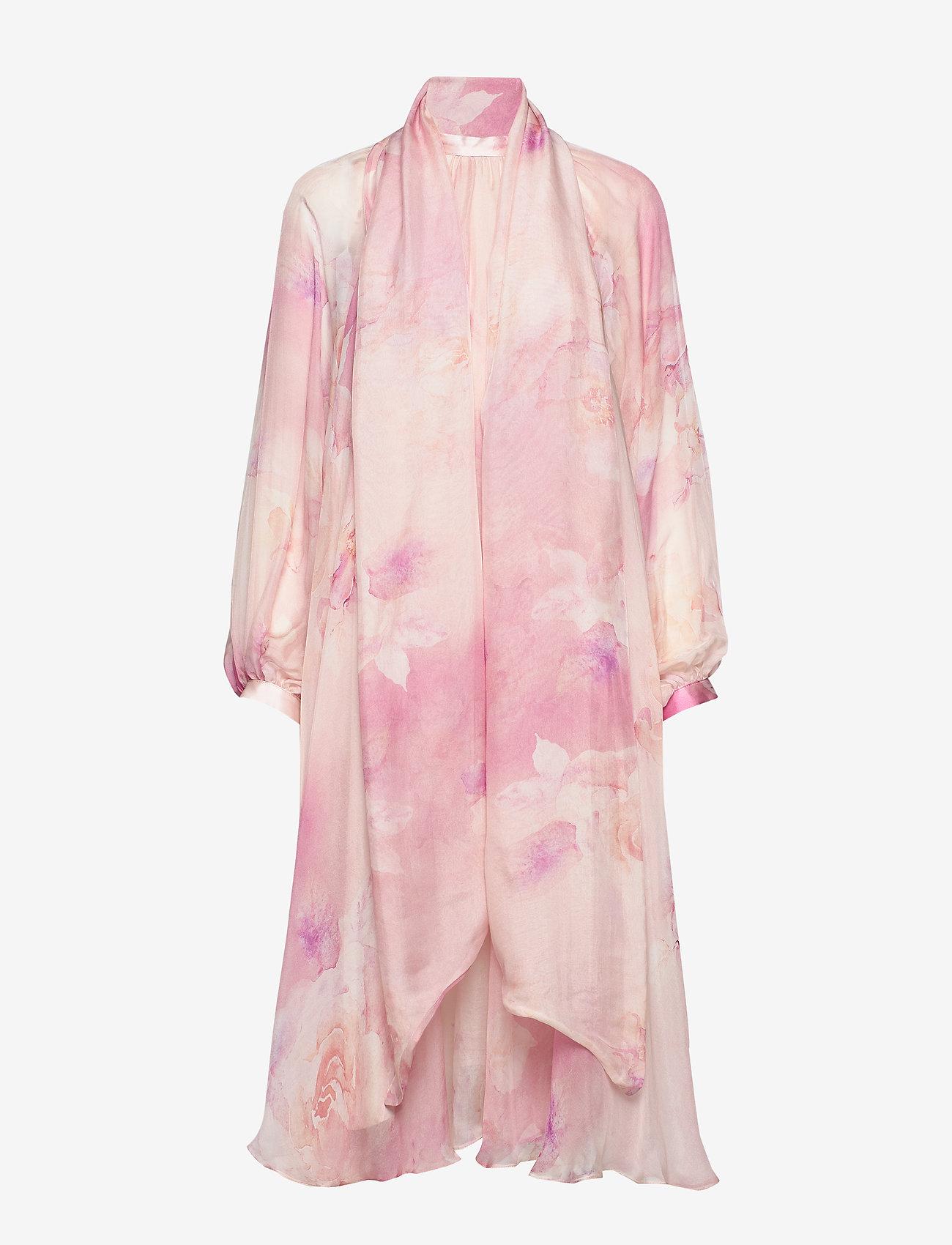 Faridah Dress (Pink Rose) - Ida Sjöstedt JbZ2Y0