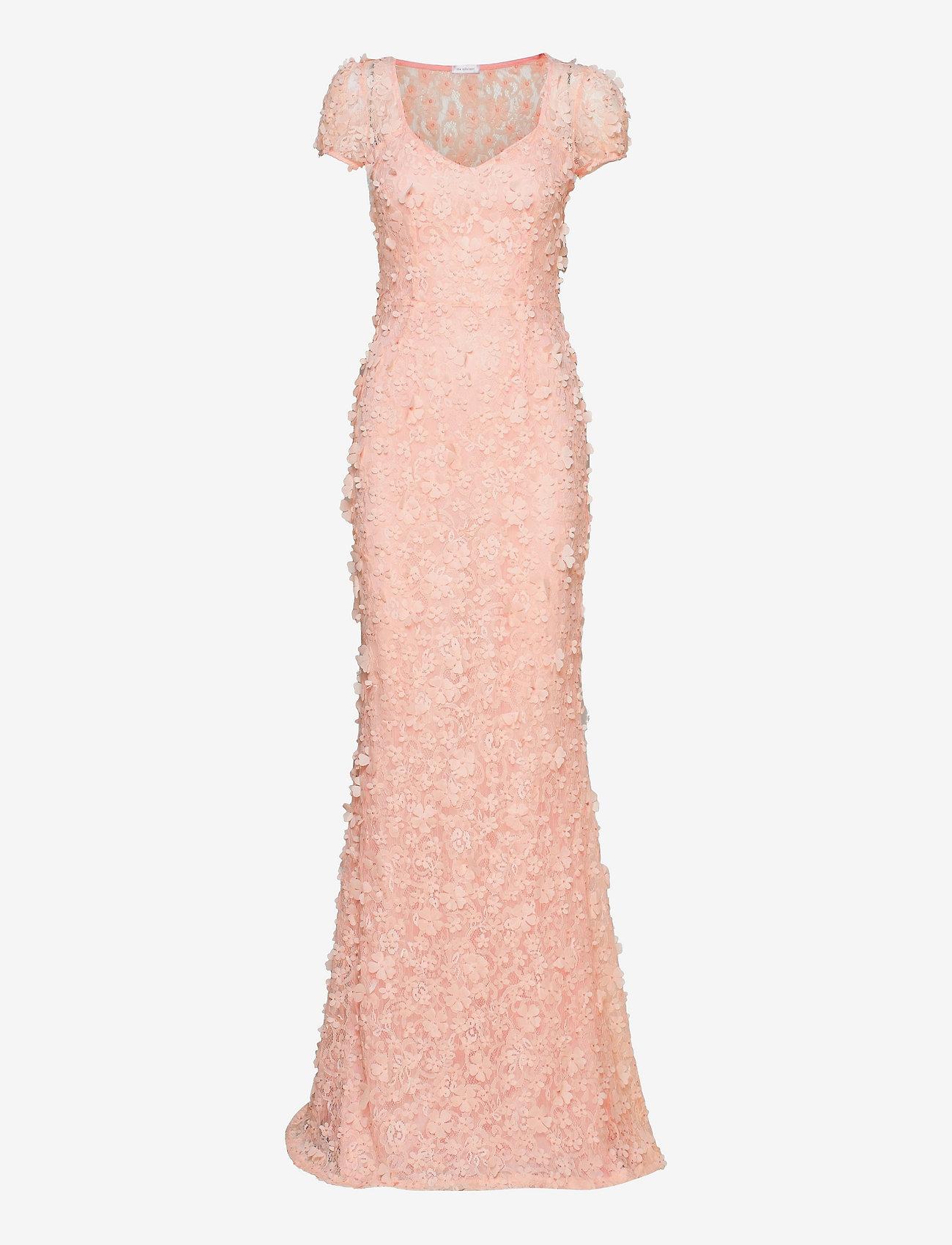 Ida Sjöstedt - Gigi dress - kveldskjoler - soft pink - 0