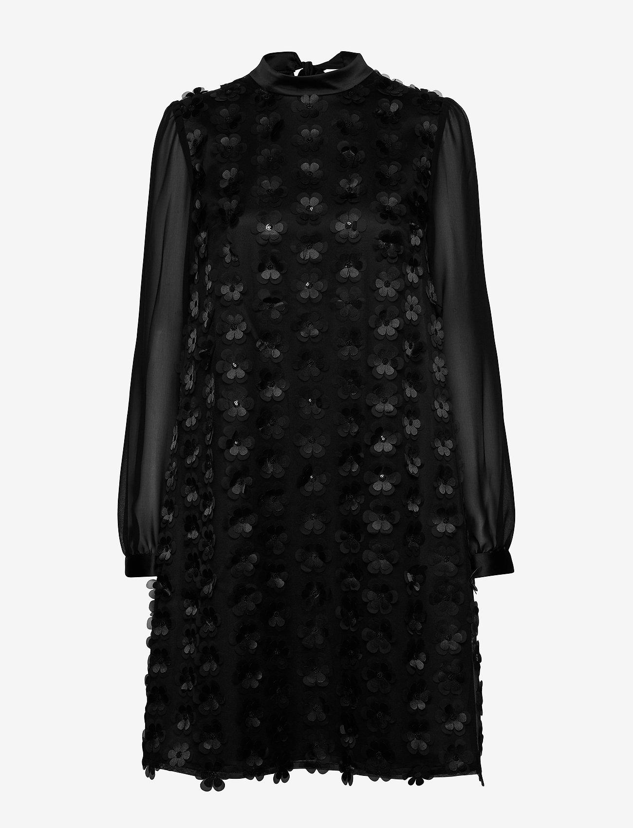 Lula Dress (Black) - Ida Sjöstedt zBCp3L
