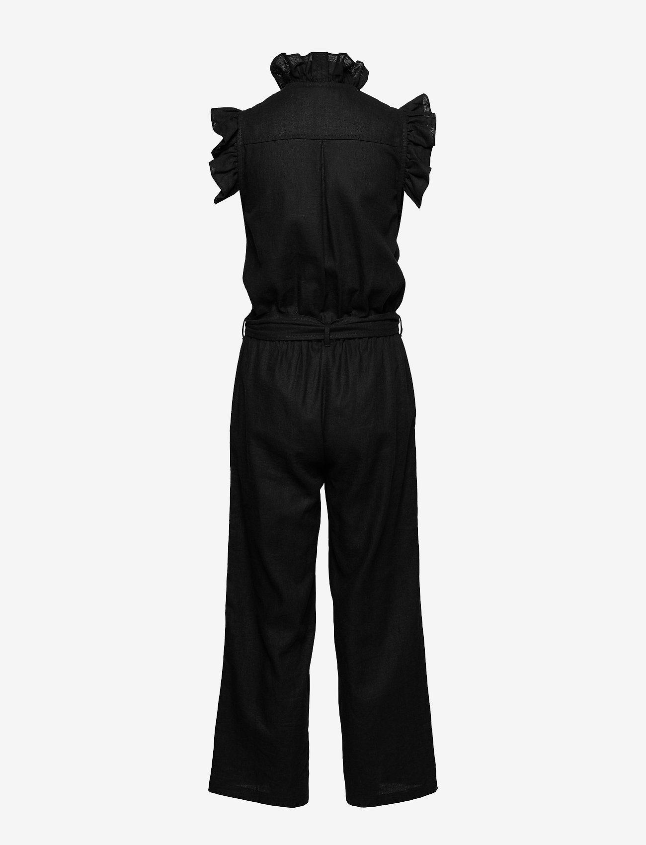 Ida Sjöstedt - Rue Jumpsuit - jumpsuits - black - 1