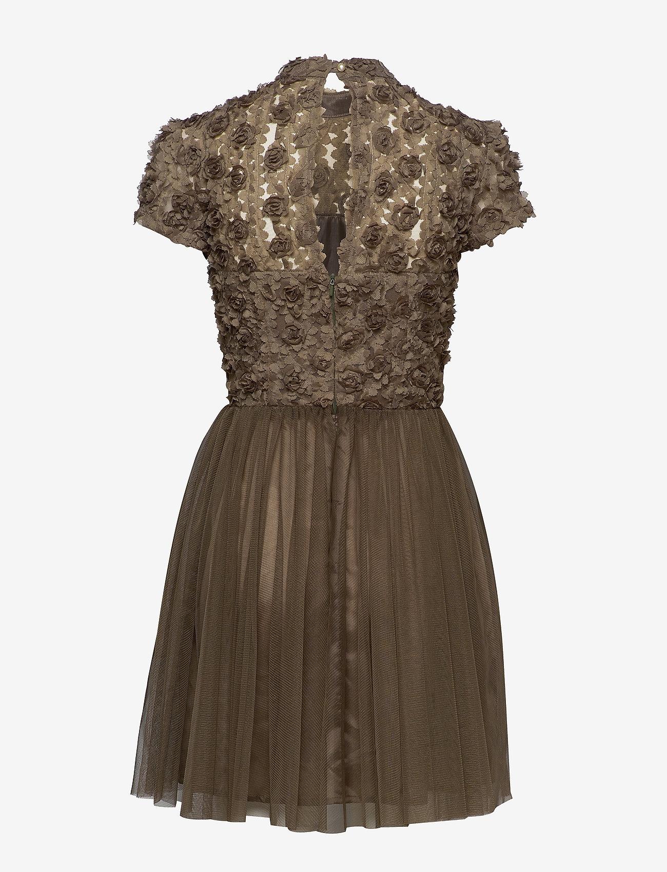 Sandy Dress (Olive) (325 €) - Ida Sjöstedt 7RtwNQ0c