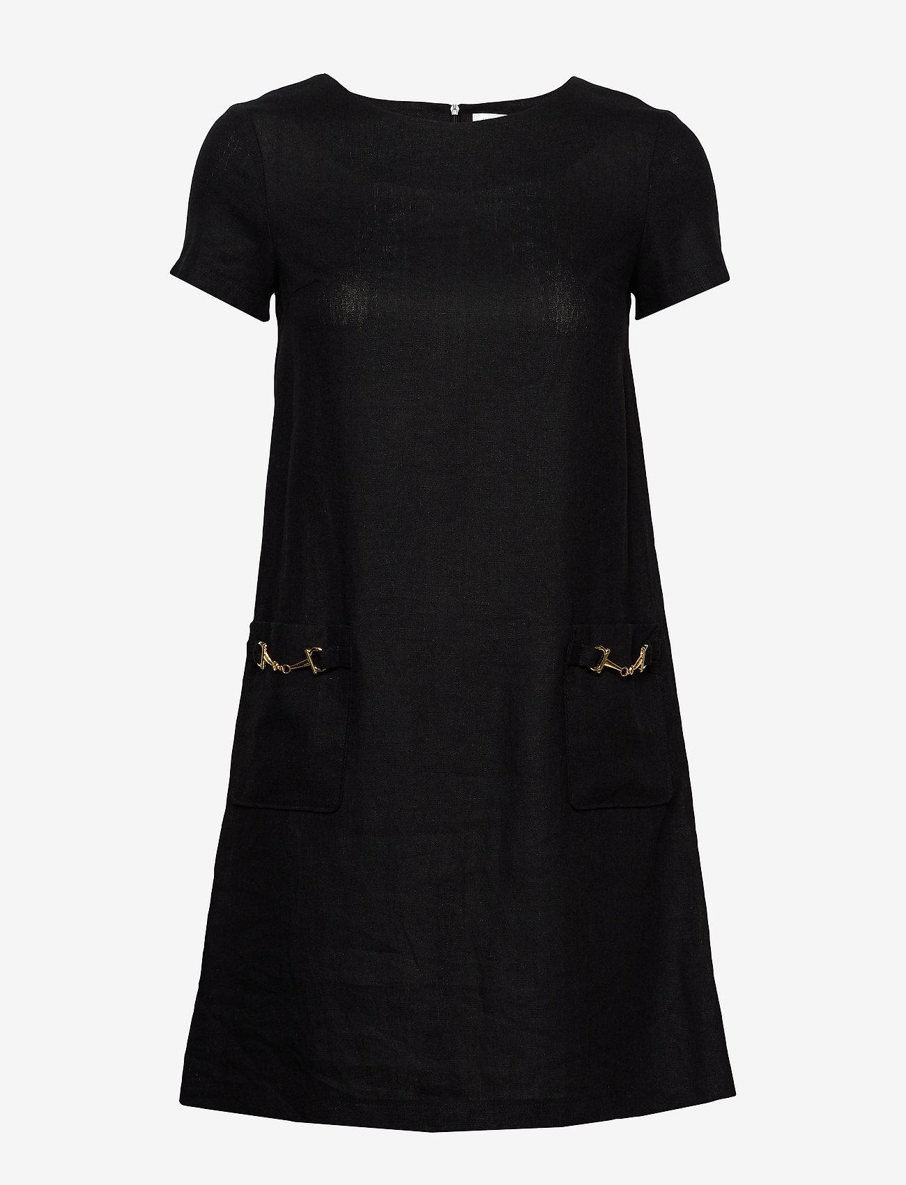 Teardrop Dress (Black) - Ida Sjöstedt YSYkyo