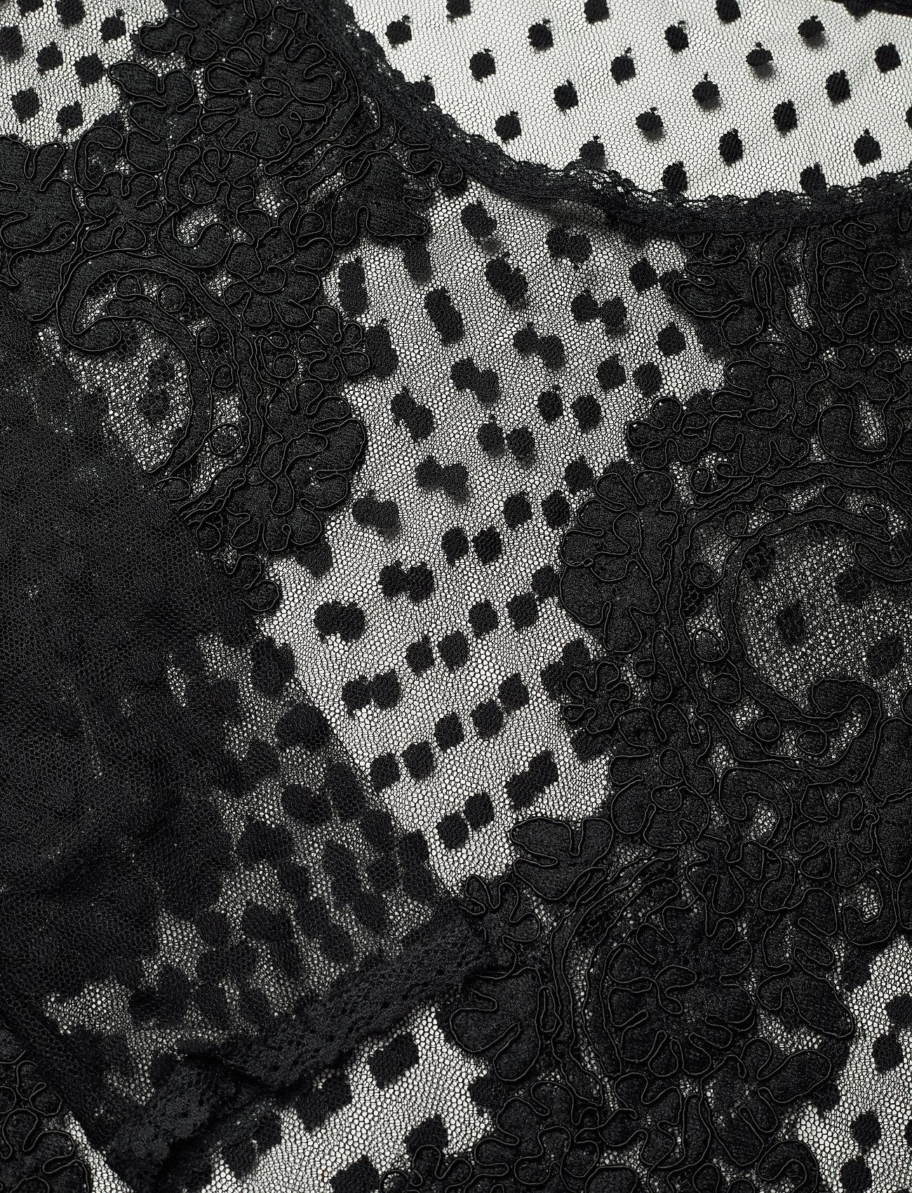 Covet Top (Black) (96.85 €) - Ida Sjöstedt pPg0z
