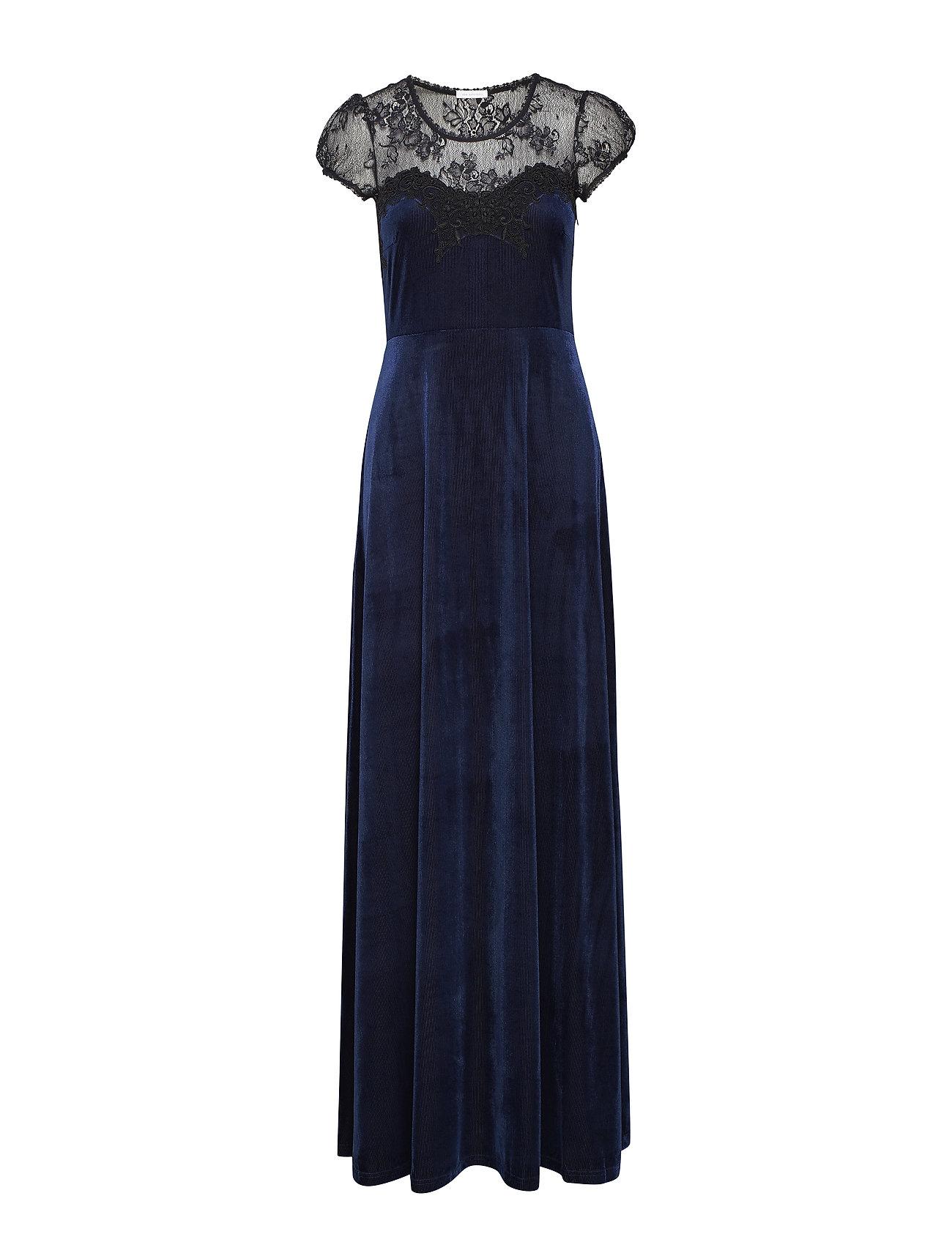 Ida Sjöstedt Dynasty Dress - NAVY