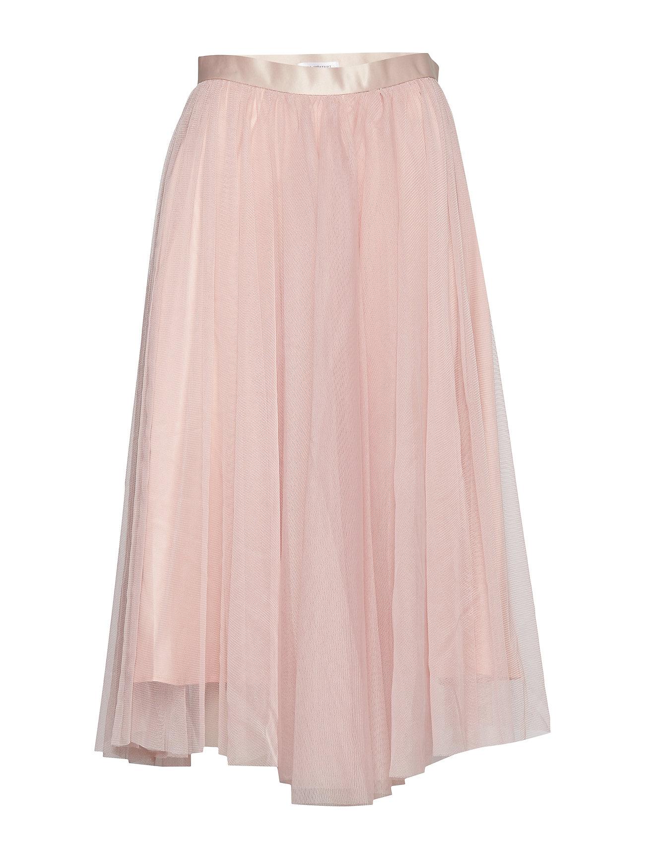 Ida Sjöstedt Flawless Skirt - DUSKY PINK