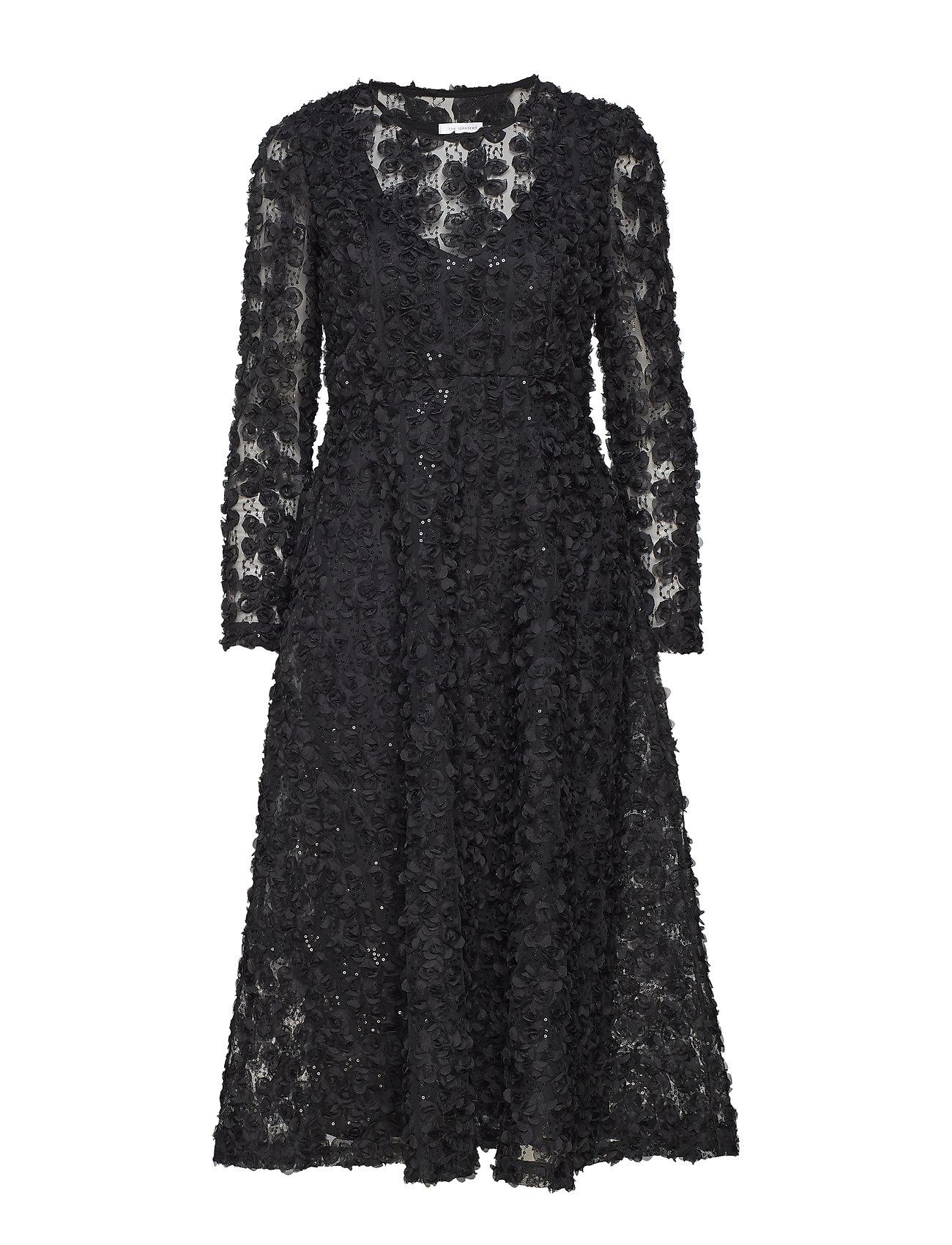 Ida Sjöstedt Luanne Dress - BLACK