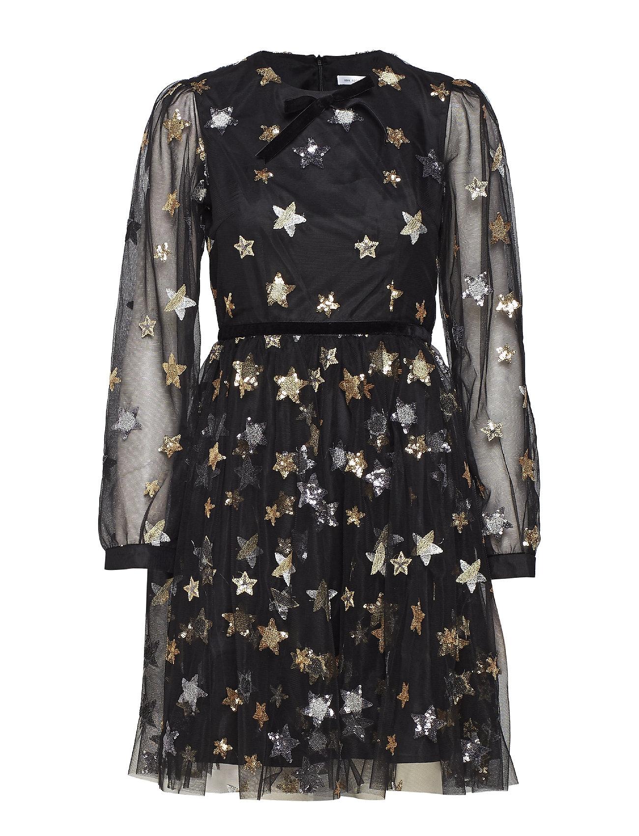 Ida Sjöstedt Macaron Dress - BLACK