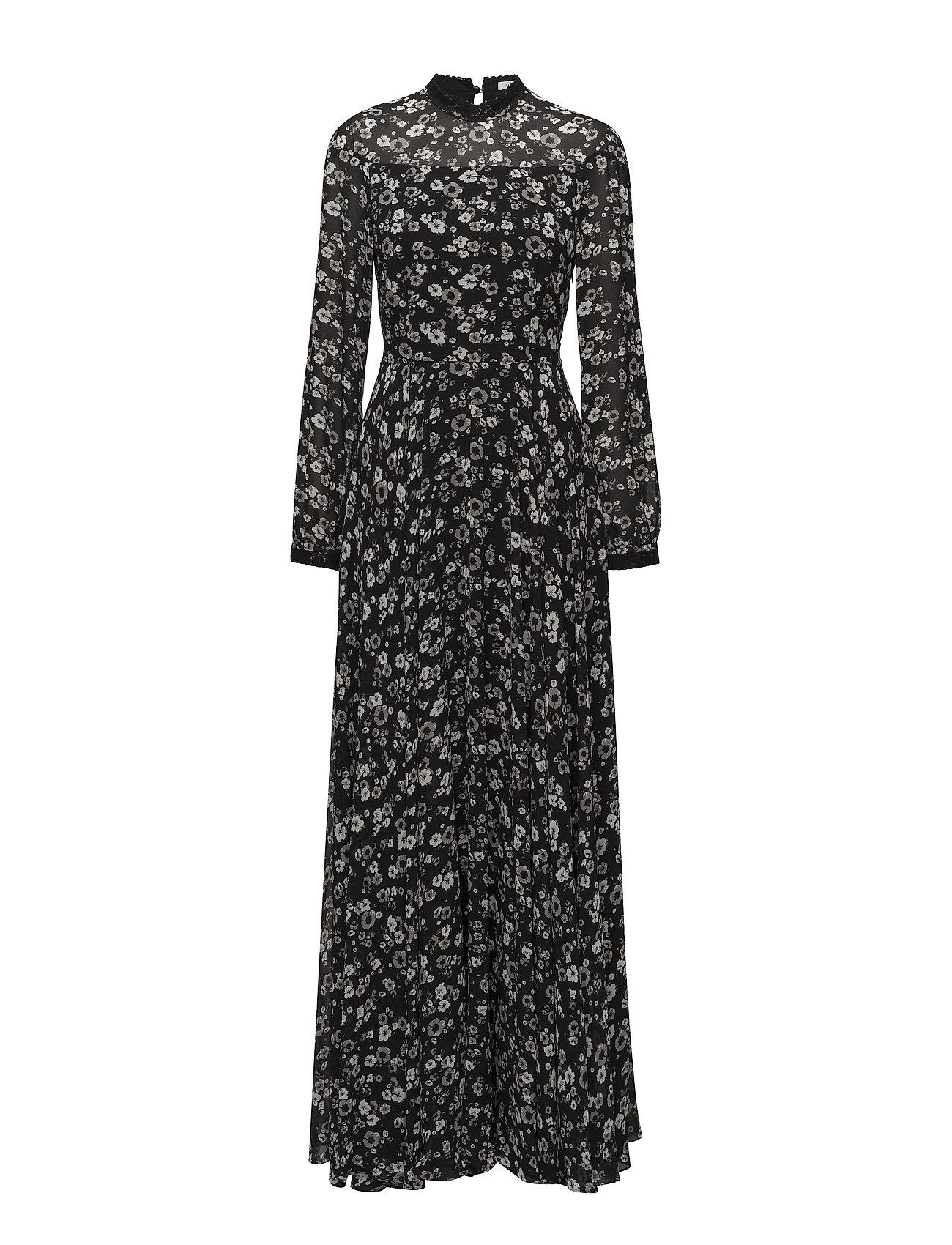 Ida Sjöstedt Meadow Dress - BLACK