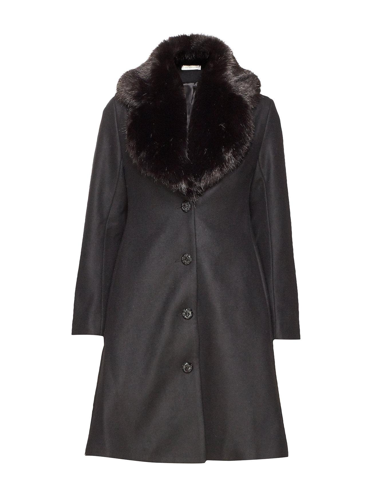 Ida Sjöstedt Tracey Coat - BLACK