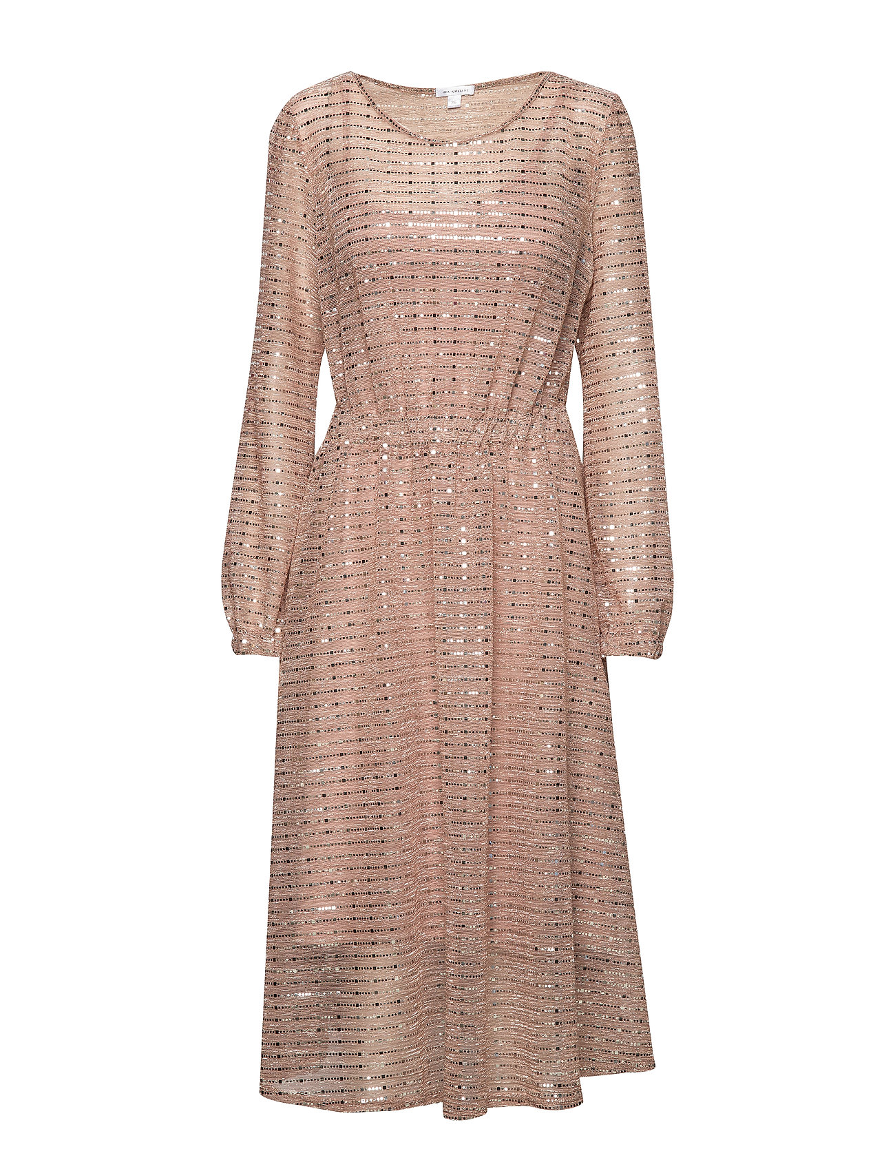 Ida Sjöstedt Universe Dress - CHAMPAGNE