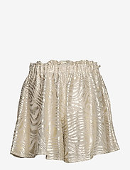 Ida Sjöstedt - Cat Shorts - casual shortsit - grey/gold - 2
