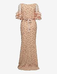 Ida Sjöstedt - Dinara dress - sukienki wieczorowe - beige - 2